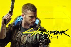 Cyberpunk2077タイトル画像